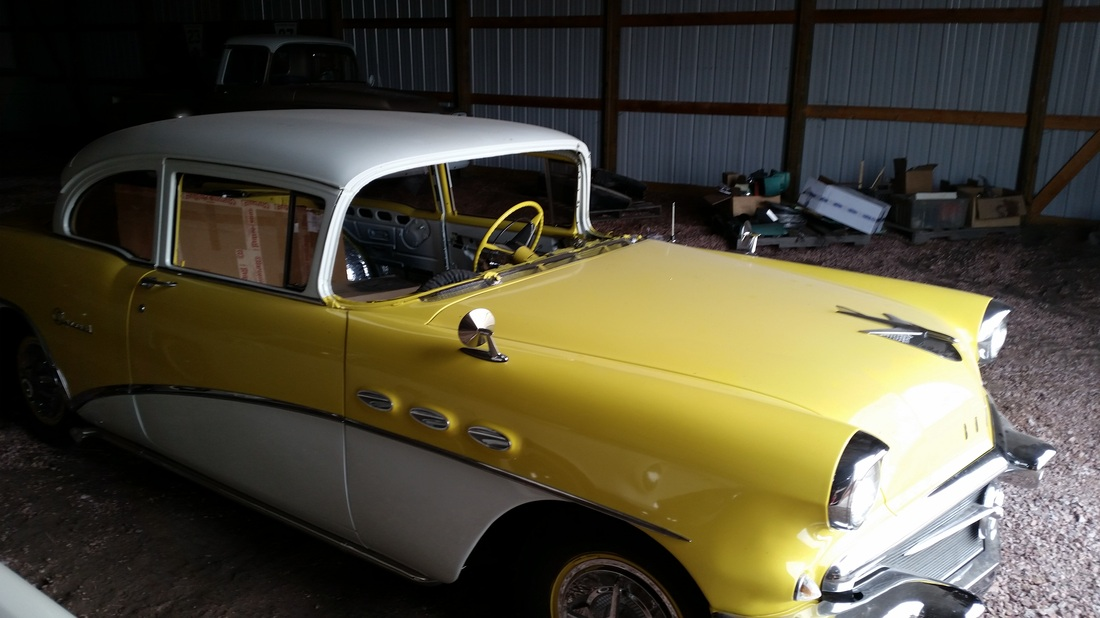 1956 buick special roy 39 s vintage cars for Roy motors used cars